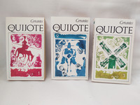 Cervantes - Don Quijote 1-3 (1974)
