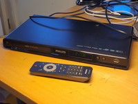 DVD -soitin (Philips DVP3580)