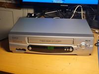 Hifi VHS -nauhuri (EuroLine VCR2020)