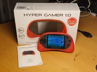Pelikonsoli 16 -bit (Hyper Gamer)