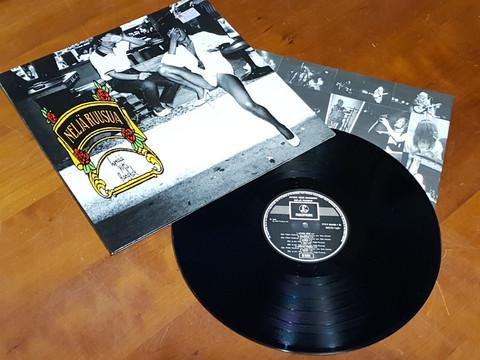 LP -levy (Neljä Ruusua - Hyvää yötä Bangkok)
