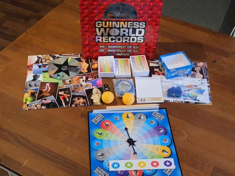 Guinness World Recordd DVD -ennätyspeli