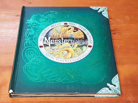 Kirja (Monsterologia - Suuri taruolentokirja)