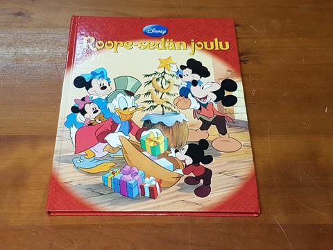 Lastenkirja (Roope-sedän joulu)