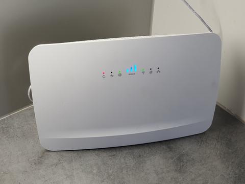 ADSL- ja VDSL2 -modeemi, 4G-modeemi (Telia 5370)