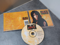 CD -levy (Alice Cooper - Hell Is)