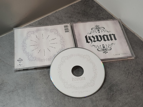 CD -levy (Kwan - Little Notes)