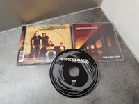 CD -levy (Nickelback - The Long Road)