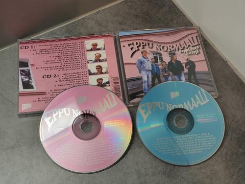 CD -levy (Eppu Normaali - Repullinen hittejä)