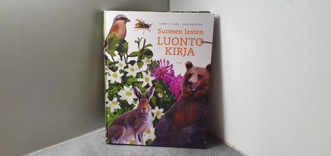 Kirja (Suomen lasten luontokirja)