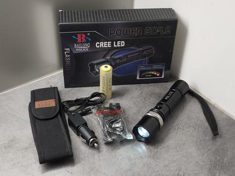 LED taskulamppu