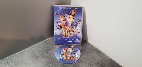 Lasten elokuva (Niko 2)
