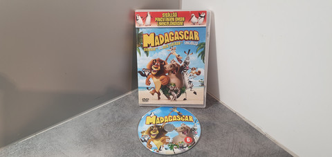 Lasten elokuva (Madagascar)