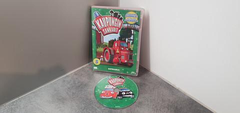 Lasten dvd (Kaupungin sankarit)