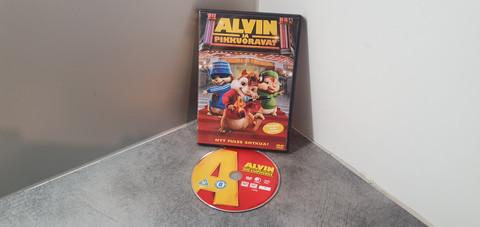 Lasten elokuva (Alvin ja pikkuoravat)