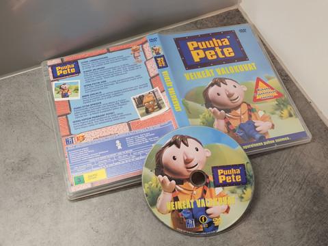 Lasten elokuva (Puuha Pete - Veikeät Valokuvat)