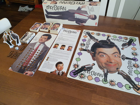 Lautapeli (Mr. Bean)