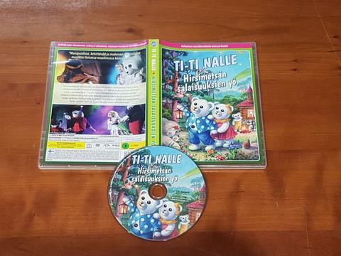 Lasten elokuva (Ti-Ti Nalle & Hirsimetsän salaisuuksien yö )