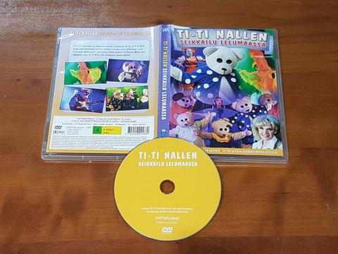 Lasten elokuva (Ti-Ti Nallen seikkailu lelumaassa)