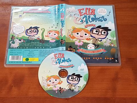 Lasten elokuva (Ella & Aleksi -elokuva)