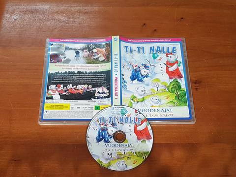 Lasten elokuva (Ti-Ti Nalle - Vuodenajat Osa 1: Talvi & Kevät)