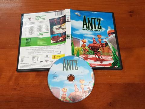 Lasten elokuva (Antz - Muurahaiset)