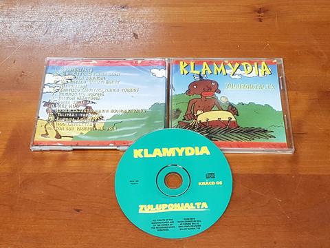 CD-levy (Klamydia - Zulupohjalta)