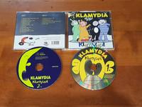 CD-levy (Klamydia - Klamytapit)