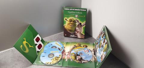 DVD Elokuva (Shrek)