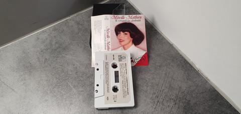C-kasetti (Mirelle Mathieu) #2