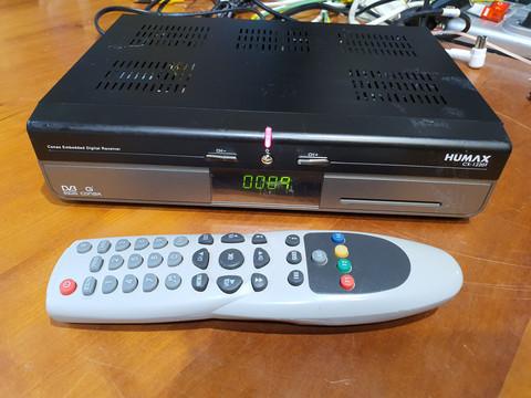 Antenniverkon digiboksi (Humax CX-1220T)