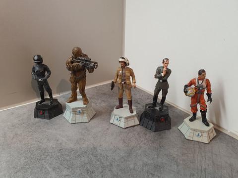 Star Wars -figuureja