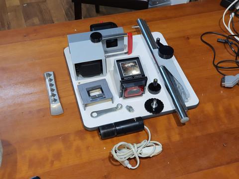 Repro -kamera (Durst M 301)