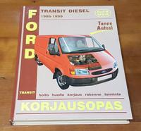 Korjausopas (Ford Transit 1986 - 1999 Diesel)