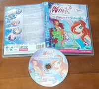 Lasten elokuva (WinX Club - The Power of Sirenix - DVD)
