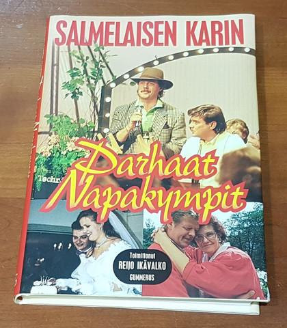 Kirja (Salmelaisen Karin Parhaat Napakympit)