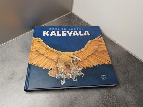 Kirja (Suomen Lasten Kalevala)