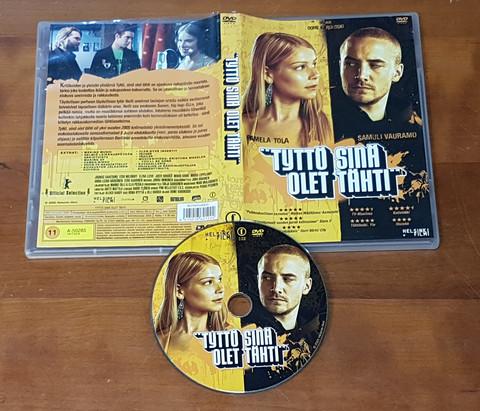 DVD Elokuva (Tyttö sinä olet tähti)
