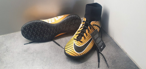 Sisäpeli-/futsalkengät, koko 37,5 (Nike Mercurial X)