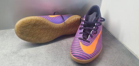Sisäpelikengät, koko 33,5 (Nike Mercurial X)