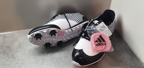 Golfkengät, koko 38 (Adidas)