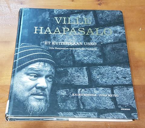 Kierrätyskirja (Kauko Röyhkä, Juha Metso. Ville Haapasalo -