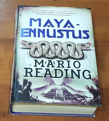 Kierrätyskirja (Mario Reading - Maya-ennustus)