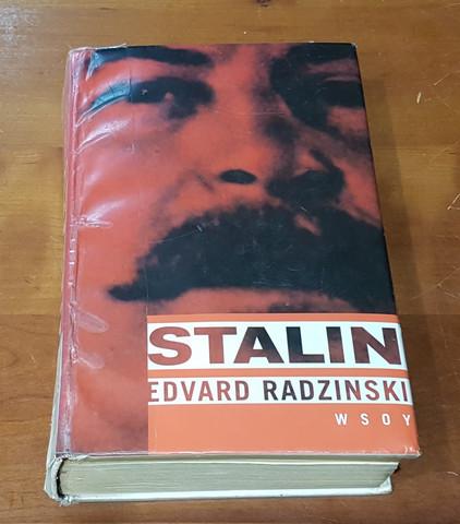 Kierrätyskirja (Edvard Radzinski) - Stalin)