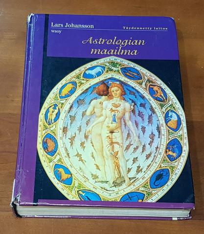 Kierrätyskirja (Lars Johansson - Astrologian maailma)