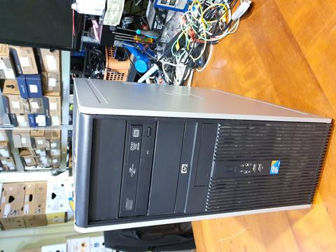 Pöytätietokone (HP Compaq dc7900 convertible minitower)
