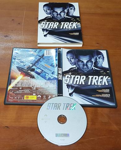 DVD-elokuva (Star Trek)