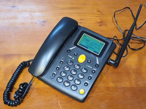 GSM -pöytäpuhelin (Flexcom)