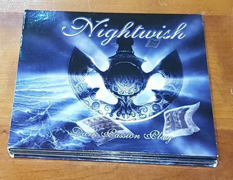 CD-levy (Nightwish - Dark Passion Play)