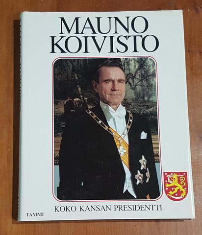Kirja (Mauno Koivisto - Koko kansan presidentti)